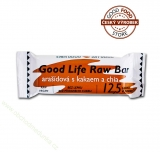 Raw tyčinka Good Life Raw Bar arašídová s kakaem a chia 50 g