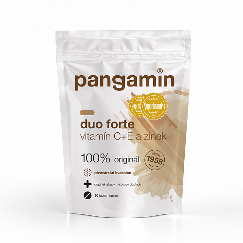 Pangamin® DUO FORTE 90 tablet oblong