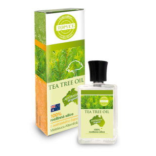 Tea tree oil - 100% silice 10 ml